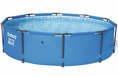 piscina desmontable redonda intex - ultra frame - 488x122 cm - 19.156