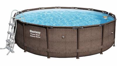 piscina desmontable redonda bestway